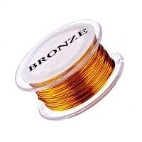 20g Bronze Copper Wire 10 yards