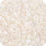 11/0 Delica Miyuki Opaque Off White 52