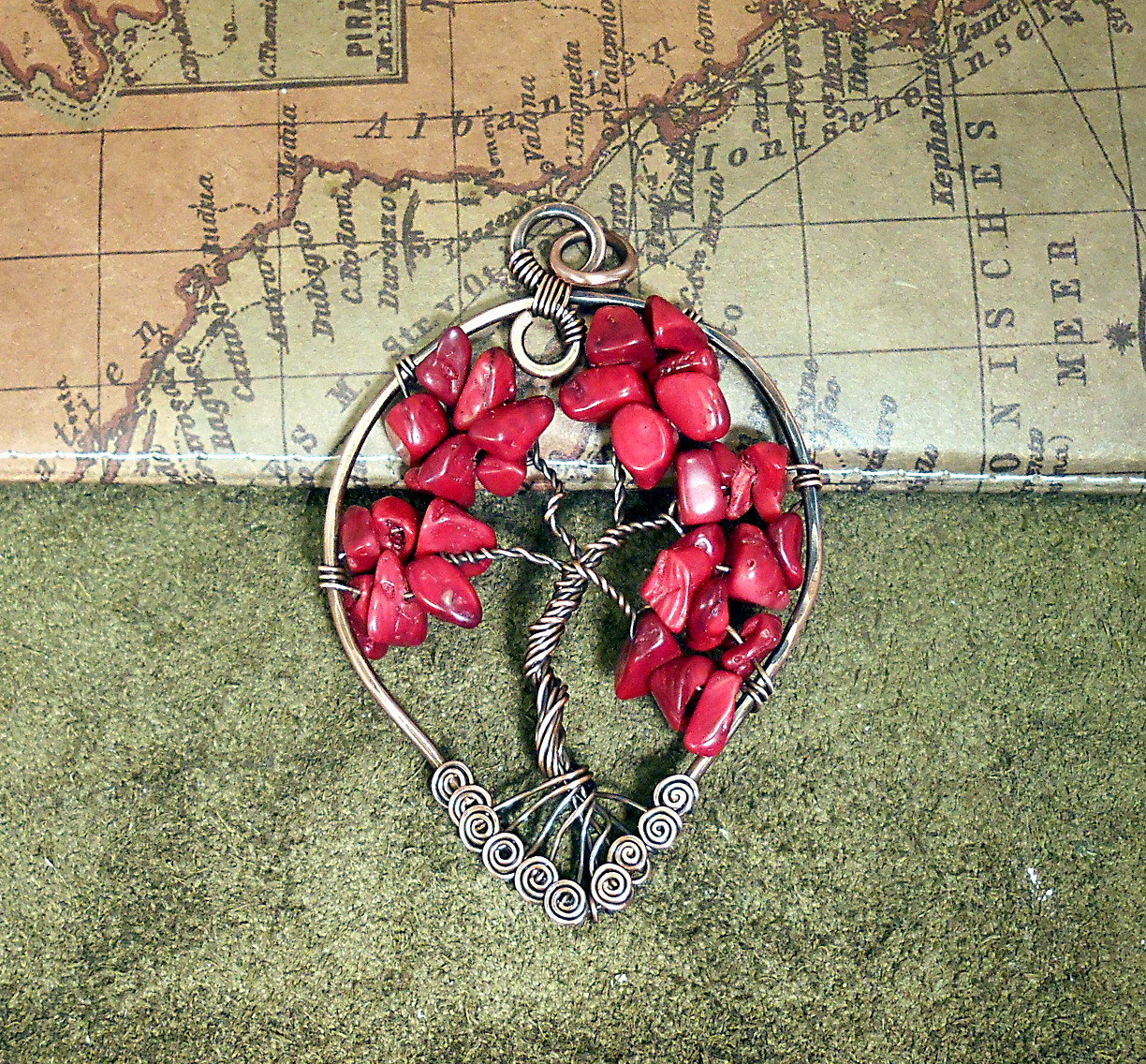 Tree Of Life Wire Work Class