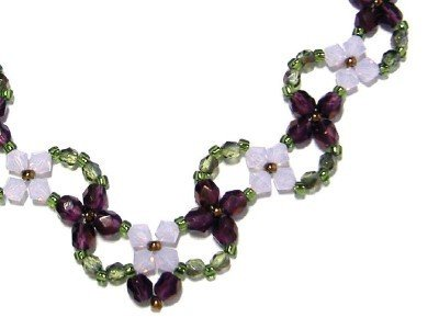 Lobelia Necklace Class