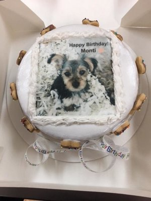 Personalized Cake - Local Pickup Only-2 day notice for baking time.