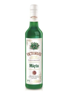 Victoria's Bartender mėtų skonio sirupas