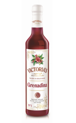 """Victoria's"" grenadine skonio sirupas"