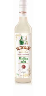 """""""Victoria's"""" Mojito Mint skonio sirupas"""