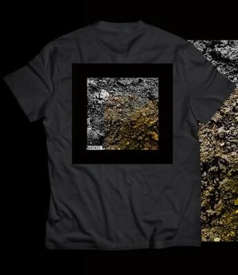 Fisiogram Lab ¨Roots¨ T Shirt Black ( Back / Front )