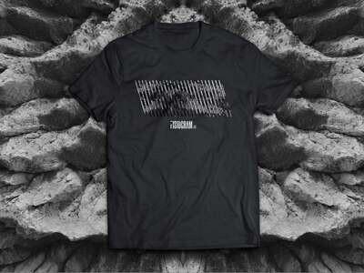 Fisiogram Lab ¨ Beyond ¨ Black T-Shirt