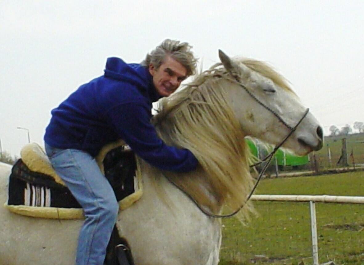 Werde im Sattel das Leittier des Pferde (09:00 - 14:  00 Uhr)