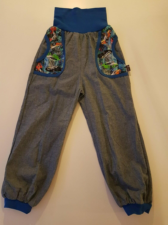 Bukse med lomme 104/110