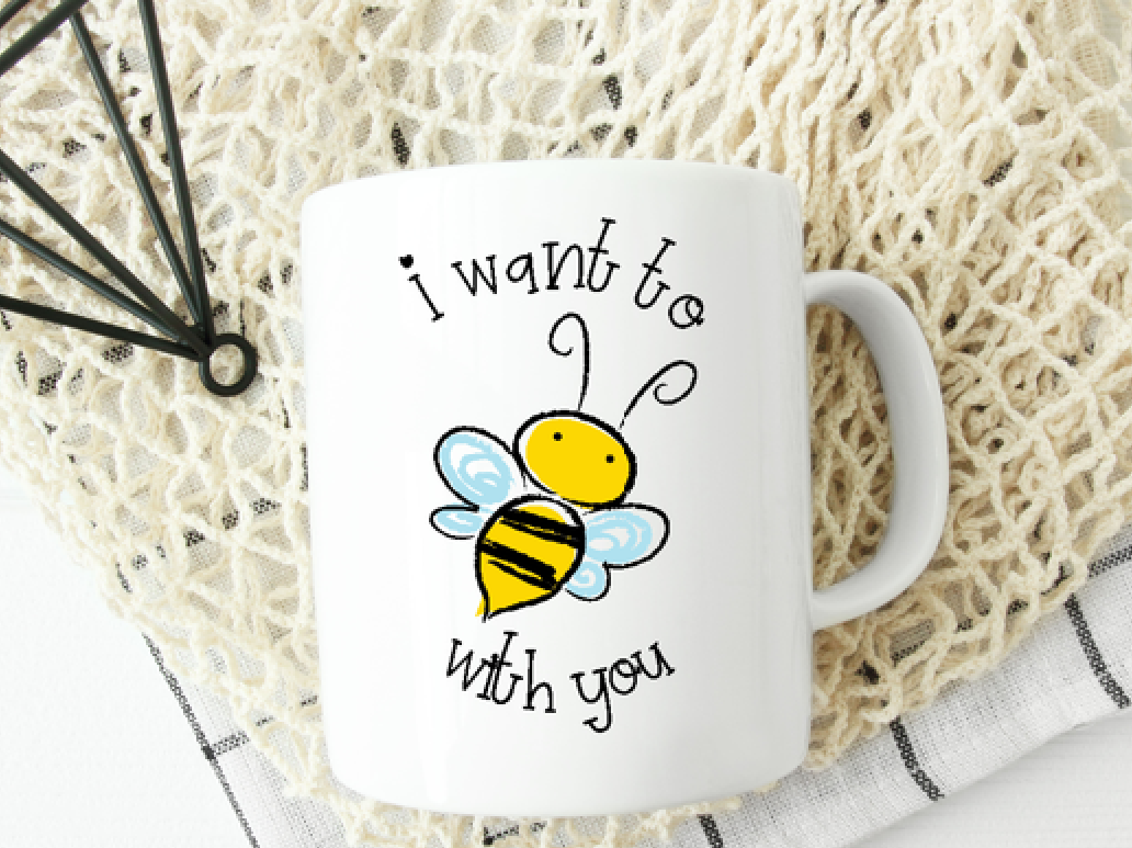 I want to bee with you