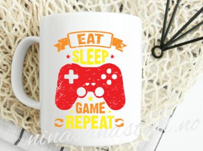 EAT, SLEEP, GAME #2