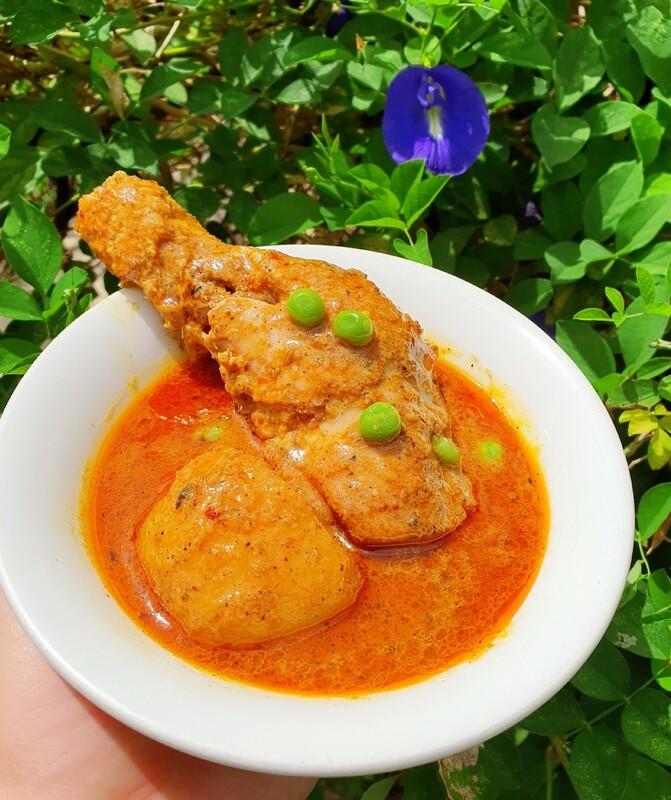 招牌巴厘式仁当鸡 Balinese Rendang Chicken ±400 Gram
