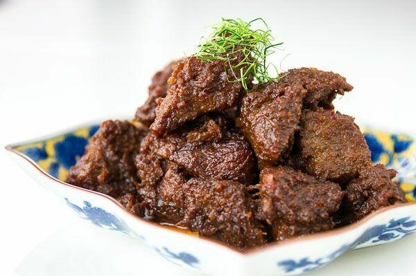 仁当牛 Signature Rendang Beef