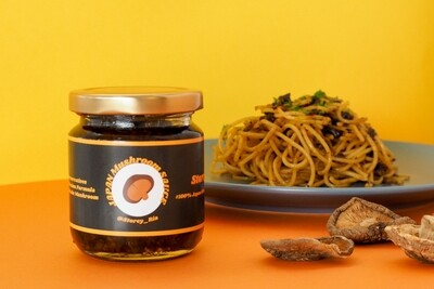 超棒蘑菇橄榄油烹煮酱 The Best Japanese Mushroom All-Purpose Cook Sauce