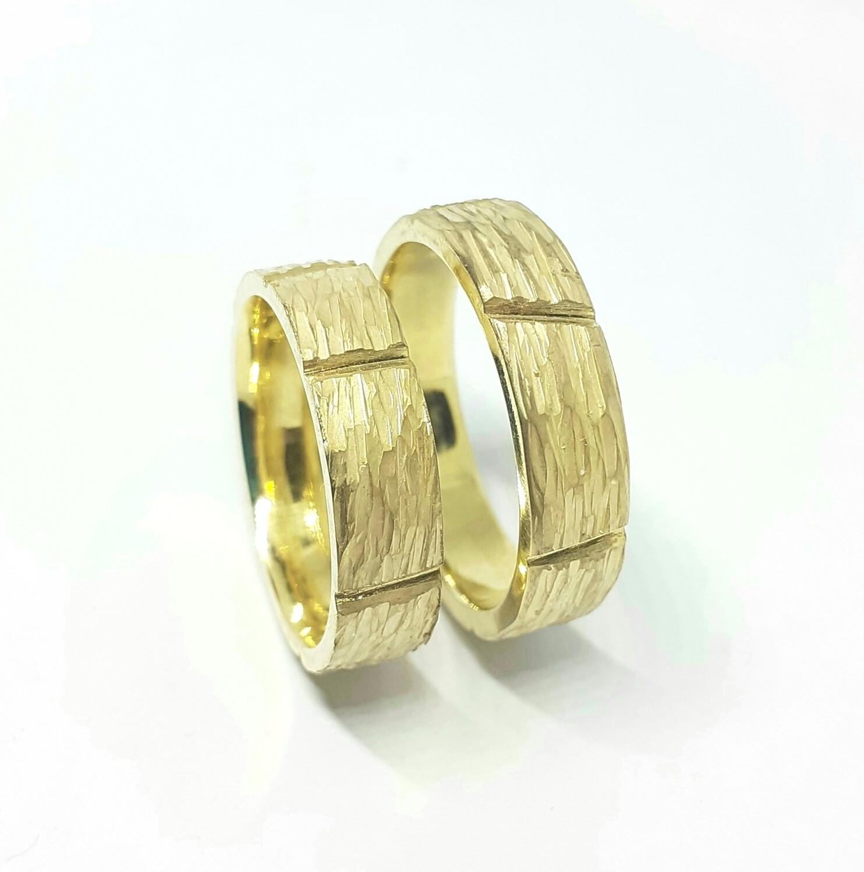 Trauringe Olympia aus 750er oder 585er Gold