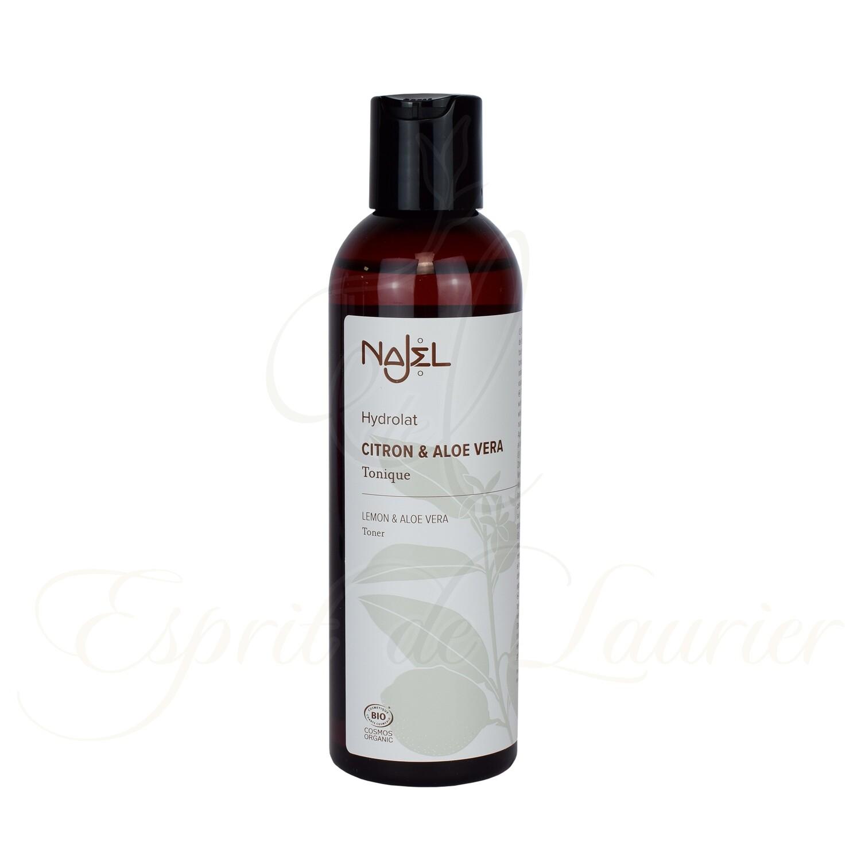 Hydrolat citron et Aloe vera BIO