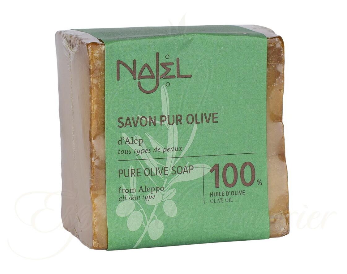 Savon d'ALEP 100% huile d'olive
