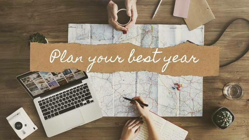Plan Your Best Year - Goal Setting Course