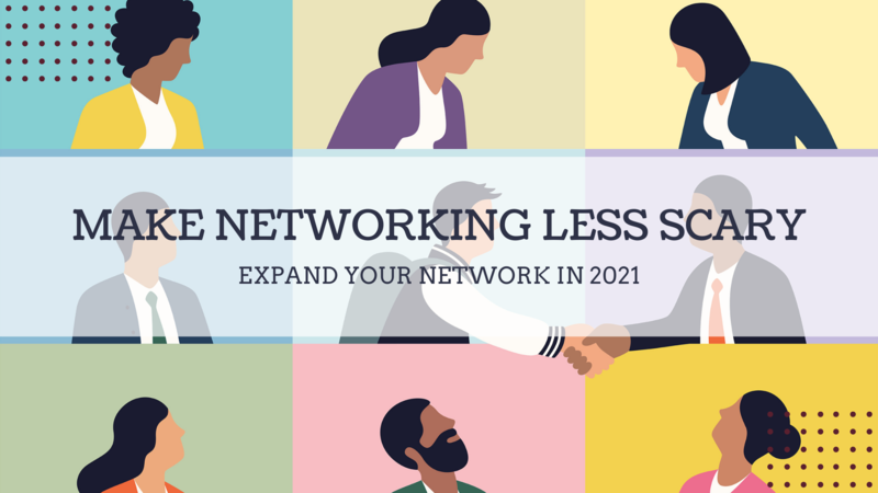 Make Networking Less Scary