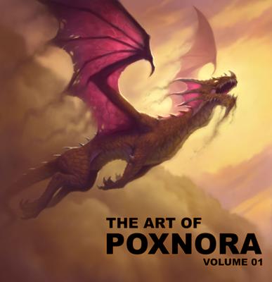 The Art of PoxNora Vol 1 - HARDCOVER
