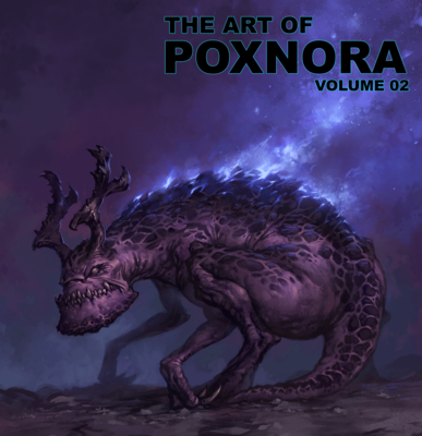 The Art of PoxNora Vol 2 - HARDCOVER