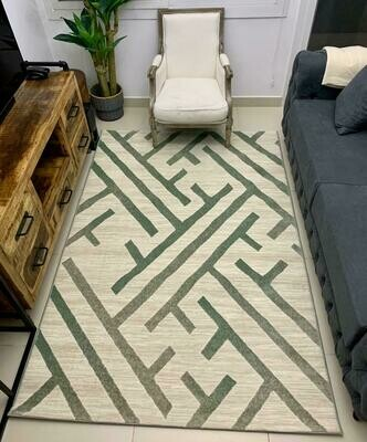 Forest Green Rug (Multiple sizes)