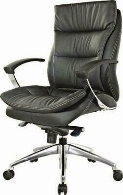 Zuna Chair Medium with wheels (Black)
