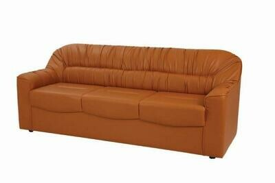 Tabook 3 seater sofa (Choose 1 / 3 seater, leather/fabric, 48 colour options)
