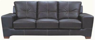 Vega 2 seater sofa (Choose 1 / 2 / 3 seater, leather/fabric, 48 colour options)