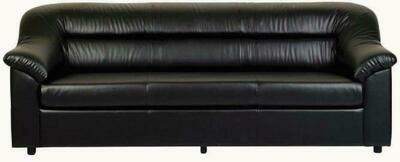 Lisa 2 seater sofa (Choose 1 / 2 / 3 seater, leather/fabric, 48 colour options)