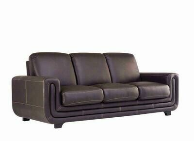 BOSS 2 seater sofa (Choose 1 / 2 / 3 seater, leather/fabric, 48 colour options)