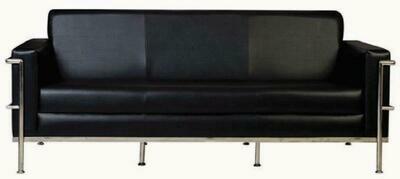 Ibiza 2 seater sofa (Choose 1 / 2 / 3 seater, leather/fabric, 48 colour options)