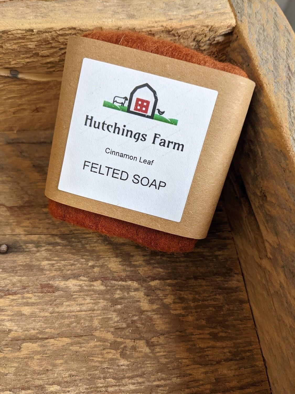 Cinnamon Leaf Soap