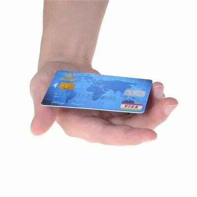 Floating Credit Card