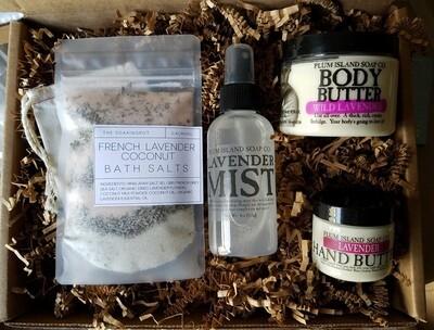 Lavender Fields Package