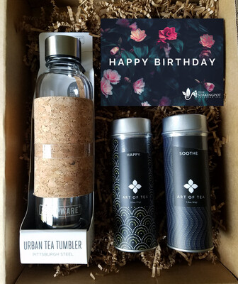 Glass Tea Infuser Package