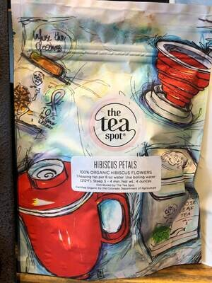 1/4 Pound Loose Leaf Tea