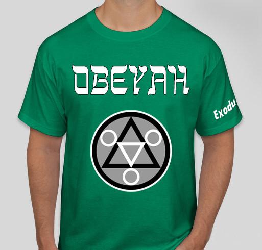 Green Obeyah Shirt