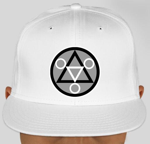 White Obeyah Hats