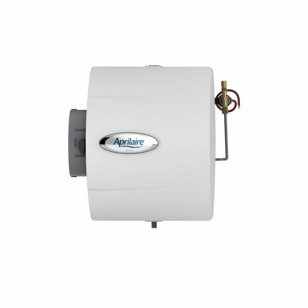 Aprilaire Whole House Humidifier - Model 600M - INSTALLED