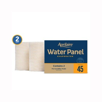 Aprilaire Water Panel #45 Humidifier Filter Pad