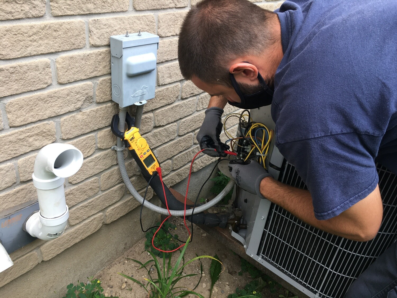 Air Conditioner Maintenance & Tune-Up