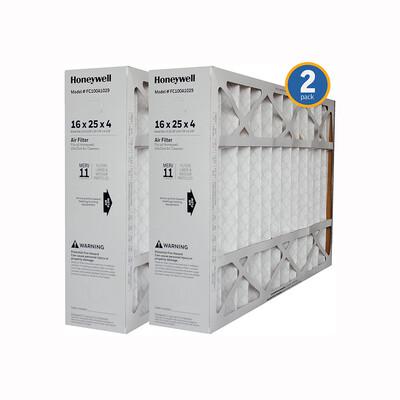 Honeywell 16x25x4 MERV 11