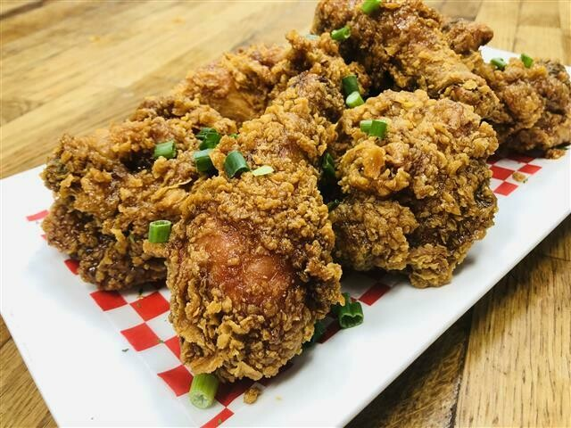 C2. Soy Garlic Chicken
