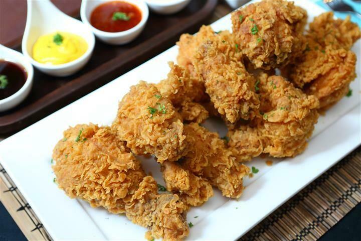 C1. Crispy Chicken