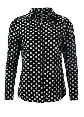 Dayz blouse zwart