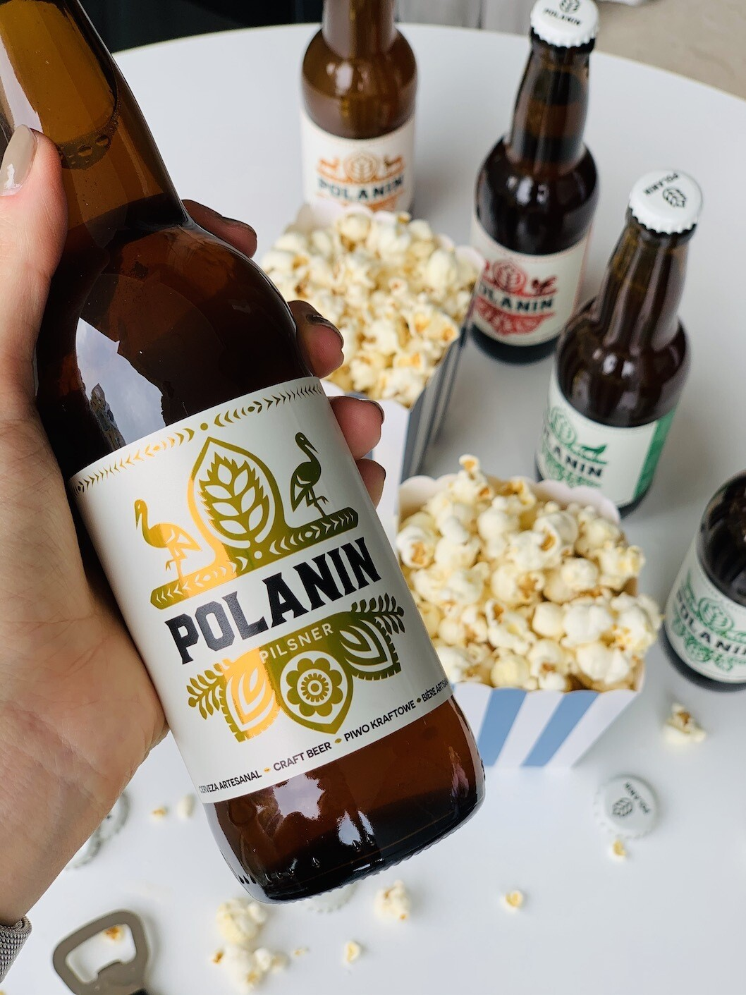 Polanin Pilsner Case - 24 bottles x 330ml
