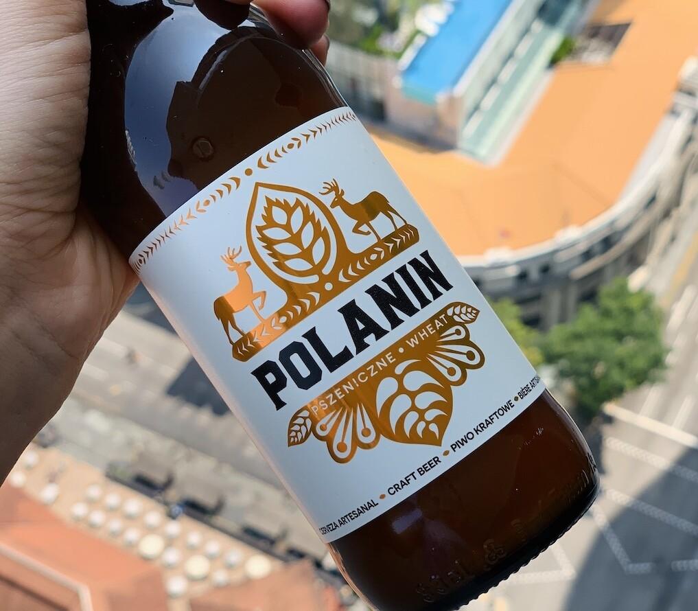 Polanin Wheat Case - 24 bottles x 330ml
