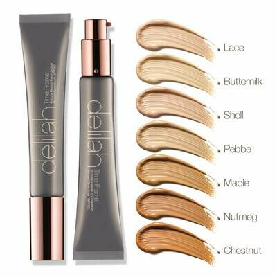 delilah Time Frame Future Resist Foundation Broad Spectrum SPF20