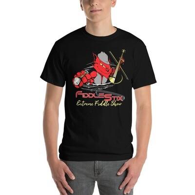 Fiddlestix Men's Short Sleeve T-Shirt