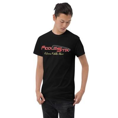 Fiddlestix Men's 2 Sided Print - Short Sleeve T-Shirt